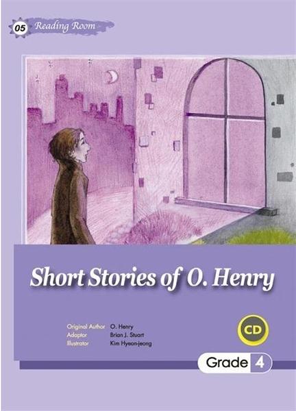 (二手書)Short Stories of O. Henry (25K+1CD)