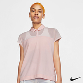 Nike Golf Flex 女 高爾夫翻領T恤 粉 AV3671-682