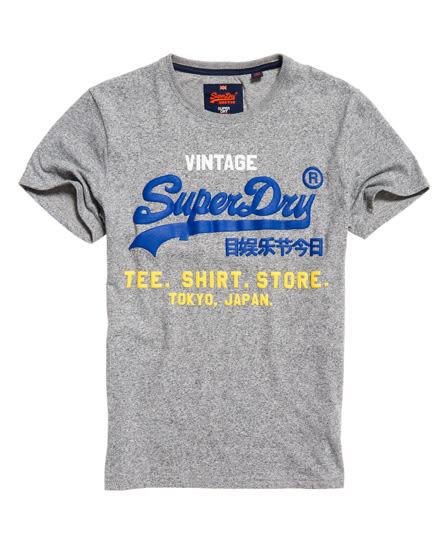 SUPERDRY 極度乾燥 SUPER DRY 男 當季最新現貨 T-SHIRT SUPERDRY ST1216