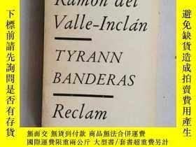 二手書博民逛書店Tyrant罕見Banderas(西班牙語)Y171402 Ra