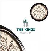 THE KINGS Time Genie世界時鐘復古工業時鐘