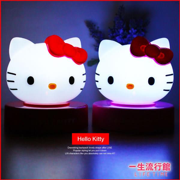 Hello Kitty 凱蒂貓 正版 拍拍燈 情境 裝飾燈 夜燈 造型燈 聖誕 生日 交換禮物 B12678