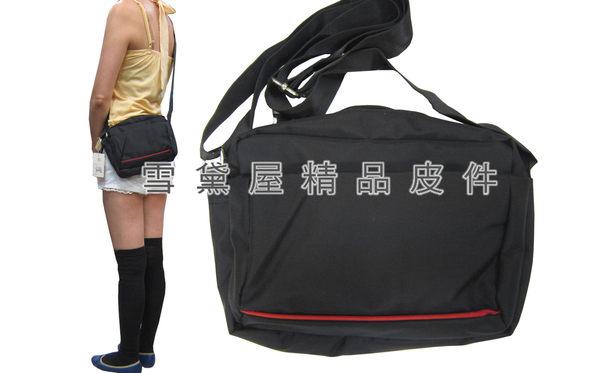 ~雪黛屋~ITALI DUCK 斜側包小容量肩側中性款男女全齡適用防水尼龍布台灣製造隨身物品ID8511