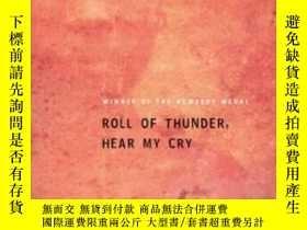 二手書博民逛書店Roll罕見Of Thunder, Hear My Cry-雷聲滾滾,聽我的哭聲Y436638 Mildred