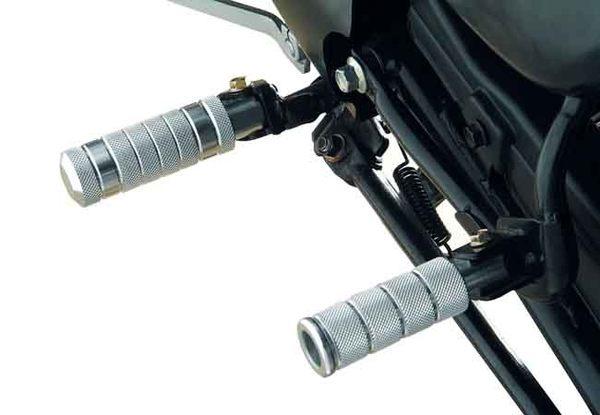 KYMCO 光陽機車 KTR125/150、A.I.R 150 防滑鋁合金後踏桿組