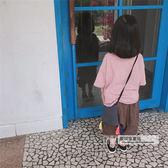 男童女童純麻七分褲哈倫褲18夏韓 兒童亞麻蘿卜褲中褲大pp褲子