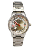 【卡漫城】 六折出清 Snoopy 大錶面 手錶 ㊣版 男錶 對錶 情侶錶 史努比 日期星期 史奴比 不鏽鋼
