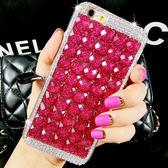 蘋果 iPhoneX iPhone8 Plus iPhone7 Plus i6s 手機殼 水鑽殼 客製化 訂做 水晶方鑽