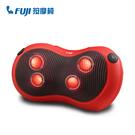 針對腰背按摩 具正轉反轉雙向按摩 單鍵即可操作,便利性高 可調式防脫落固定帶 超靜音設計