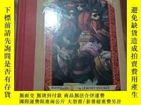 二手書博民逛書店THE罕見PENULTIM ATE PERIL(毛邊本)Y6605 LEMONY SNICKET HARPER