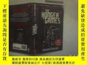 二手書博民逛書店飢餓遊戲罕見Suzanne Collins:The Hunger