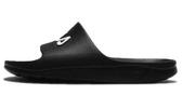 FILA 防水 輕量 基本款涼拖鞋 黑 NO.4S355Q001