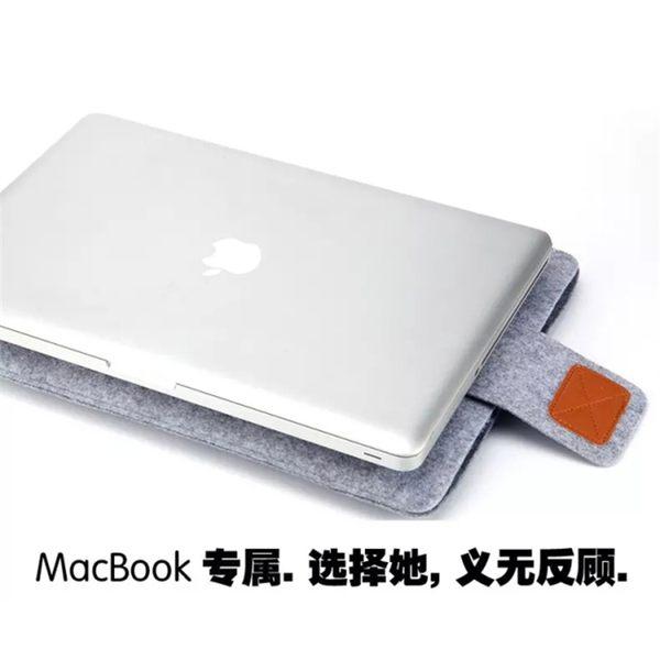 毛氈包 Apple MacBook Pro Retina Air 11吋 13吋 15吋 筆電包 保護套 內膽 電腦包