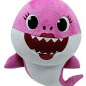 PINK FONG 鯊魚家族發聲絨毛-MOTHER SHARK