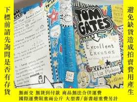 二手書博民逛書店tom罕見gates excellent excuse 湯姆·蓋茨很好 的借口..Y200392