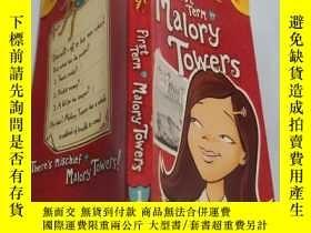 二手書博民逛書店first罕見term malory towers 第一學期馬洛裏大廈..Y200392