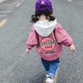 限定款厚外套 女童風衣外套快速出貨秋裝正韓免運中小童時尚大衣兒童秋季洋氣上衣潮
