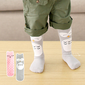 童襪 可愛卡通立體造型兒童中筒襪