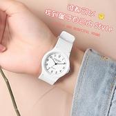 手錶女女士手錶女防水時尚ins學院風韓版潮流學生簡約卡通手錶可愛女表