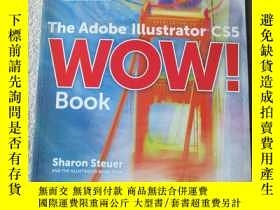 二手書博民逛書店The罕見Adobe Illustrator CS5 Wow!