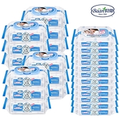 貝恩 Baan 濕紙巾 24包 ( 80抽12包+20抽12包 ) 嬰兒保養柔濕巾 2466 2459 箱購