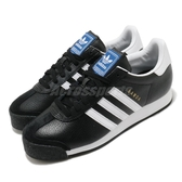 【海外限定】adidas 休閒鞋 Samoa 白 黑 黑白 男鞋 女鞋 皮革鞋面 基本款 復古球鞋 【PUMP306】 019351