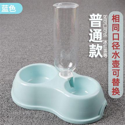 鴨子喂食器食盆掛式寵物柯爾鴨防踩翻專用品小雞吃飯碗自動飲水器