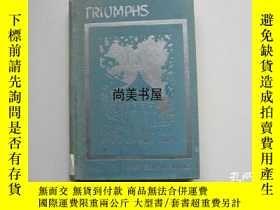 二手書博民逛書店【罕見】1945年出版 司崇德著《中國淪陷區傳教記》(Missionary Triumph in Occupied