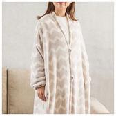 可穿式毛毯 Q 19 CHEVRON LGY L NITORI宜得利家居