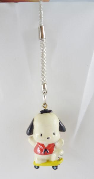 【震撼精品百貨】Pochacco 帕帢狗~造型手機吊飾
