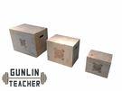 -槓鈴老師健身器材- 木製跳箱 BOX ...