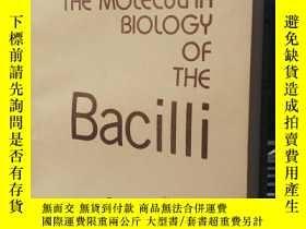 二手書博民逛書店THE罕見MOLECULAR BIOLOGY OF THE BA