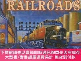 二手書博民逛書店Encyclopedia罕見Of North American RailroadsY255174 Middle