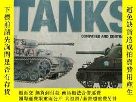 二手書博民逛書店TANKS罕見COMPARED AND CONTRASTEDEY