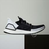 adidas Ultra Boost 19 黑白色 編織 女B75879 男B37704