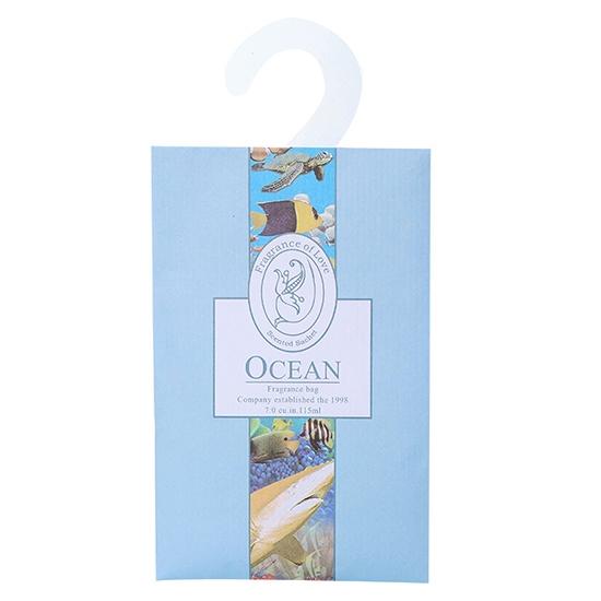 海洋香氛袋 天然 香薰袋 芳香袋 芳香劑 櫥櫃 廁所 香包 汽車 衣櫥掛袋 香氛包(1入) 【G005】MY COLOR