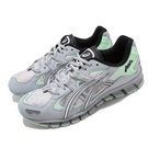 Asics 慢跑鞋 Gel-Kayano 5 360 灰 綠 Tiger 男鞋 運動鞋 【PUMP306】 1021A196020