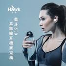 Hawk 真無線藍牙耳機 藍牙5.0 磁吸式充電 收納盒電量顯示 高音質 輕巧便攜 (03-ATW499NO)