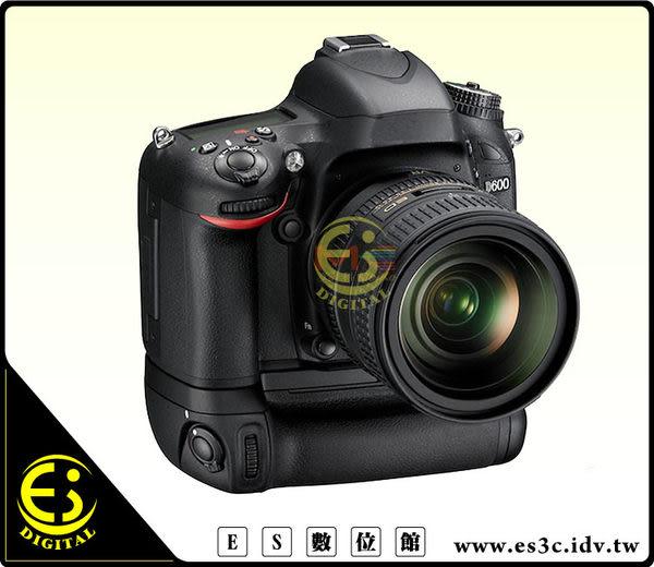 ES數位 美科 Meike Nikon D600 D610  MB-D14 垂直手把 垂直把手 電池手把 MBD14 久昱公司貨一年保固