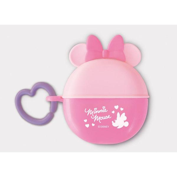 Disney用品配件 JAN-360288 米妮 零食收納罐(仙貝盒)-粉 【STDI020011011】