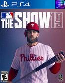 PS4-MLB THE SHOW 19 英文版 PLAY-小無電玩