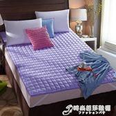 床墊 水洗床墊學生宿舍榻榻米海綿褥子可摺疊單雙人墊被1.5m1.8米床褥 時尚WD