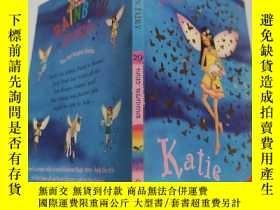 二手書博民逛書店rainbow罕見magic katie the kitten fairy 彩虹魔術小貓仙女凱蒂..Y2003