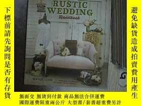 二手書博民逛書店The罕見Rustic Wedding Handbook 鄉村婚禮手冊Y261116