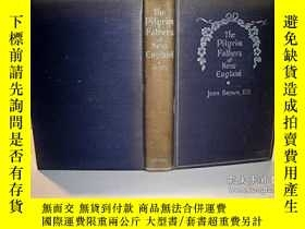 二手書博民逛書店The罕見Pilgrim Fathers of New Engl