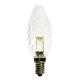 凌尚LED燈泡 1W E14 螺紋 琥珀色