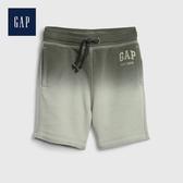 Gap 男幼童 漸變風格鬆緊腰短褲 542387-沙漠耆色