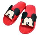【震撼精品百貨】Micky Mouse_米奇/米妮 ~米奇造型室內拖鞋