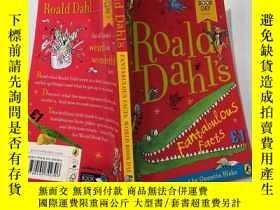 二手書博民逛書店fantabut罕見ous facts 驚人的事實Y200392