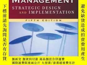 二手書博民逛書店Project罕見Management: Strategic D